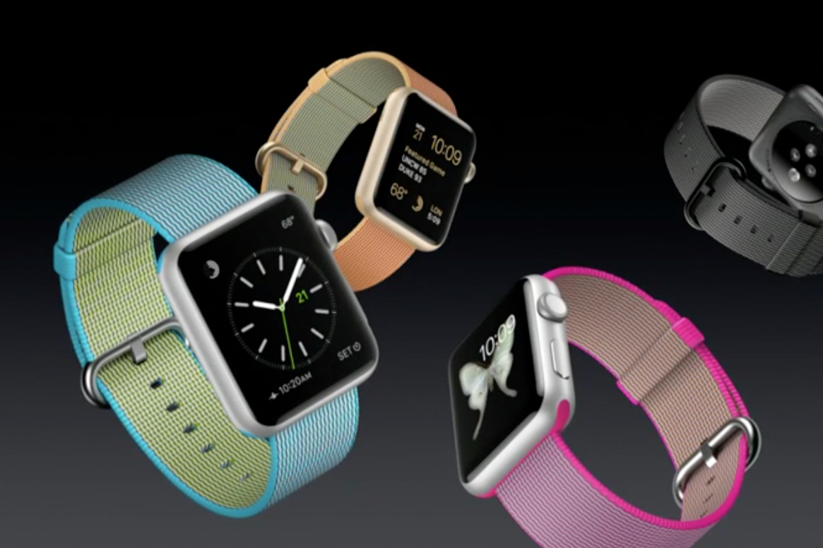 Apple Watch gets a price cut to $299 and new bands
