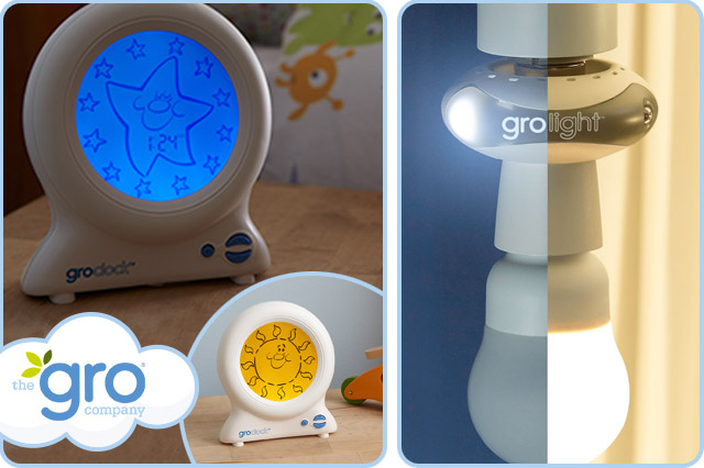WIN sleep essentials from The Gro Company!