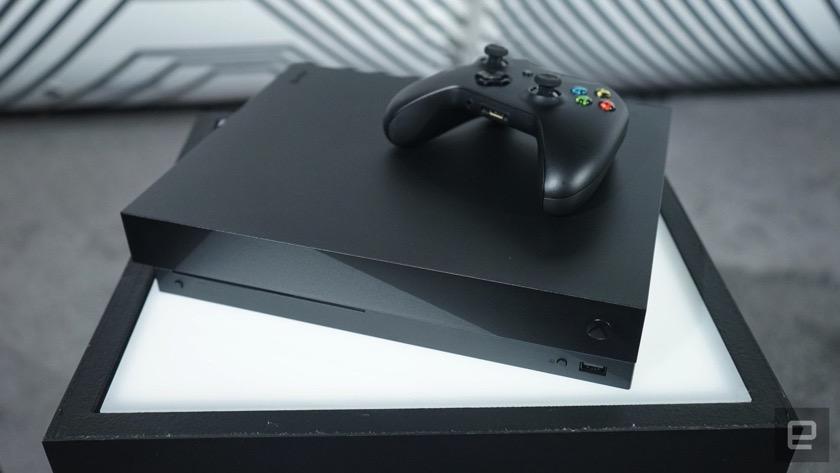 Xbox One X kann vorbestellt werden