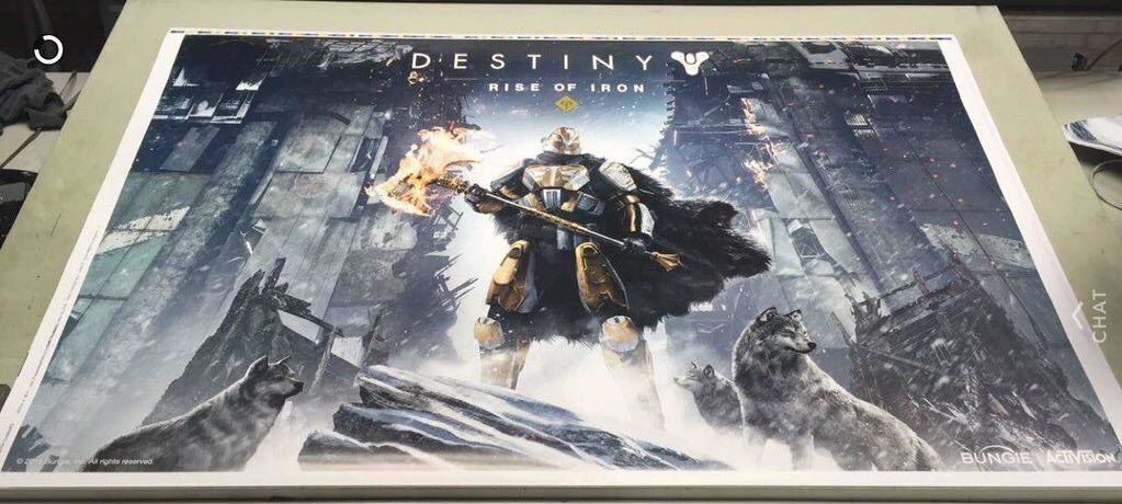 Destiny's next expansion will be called 'The Rise of Iron'