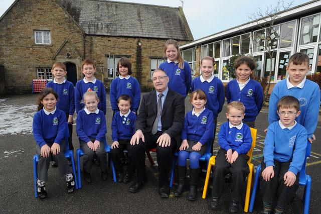 England's smallest school has just 13 pupils