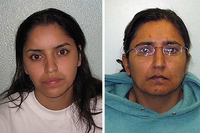 Ayesha Ali death: Mum and lover convicted of eight-year-old's manslaughter