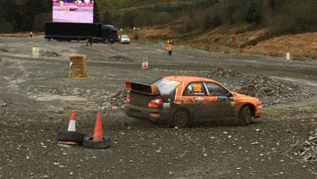 Subaru Rally school