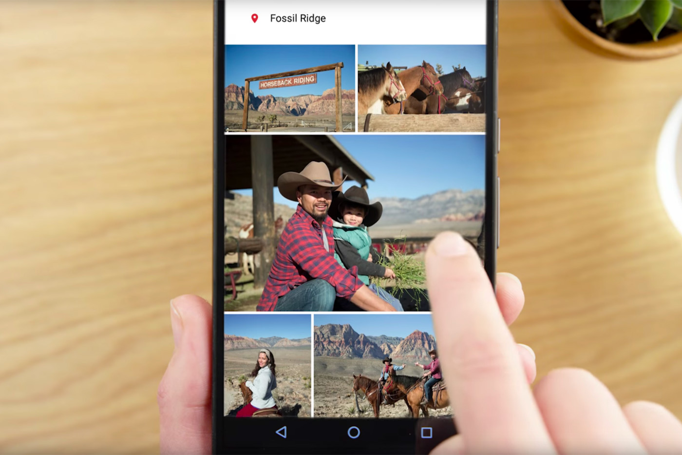Google Photos will suggest albums after your next trip
