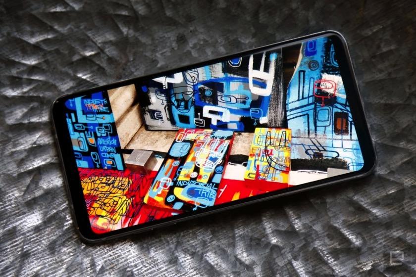 LG greift mit dem V30 die Smartphone-Oberliga an