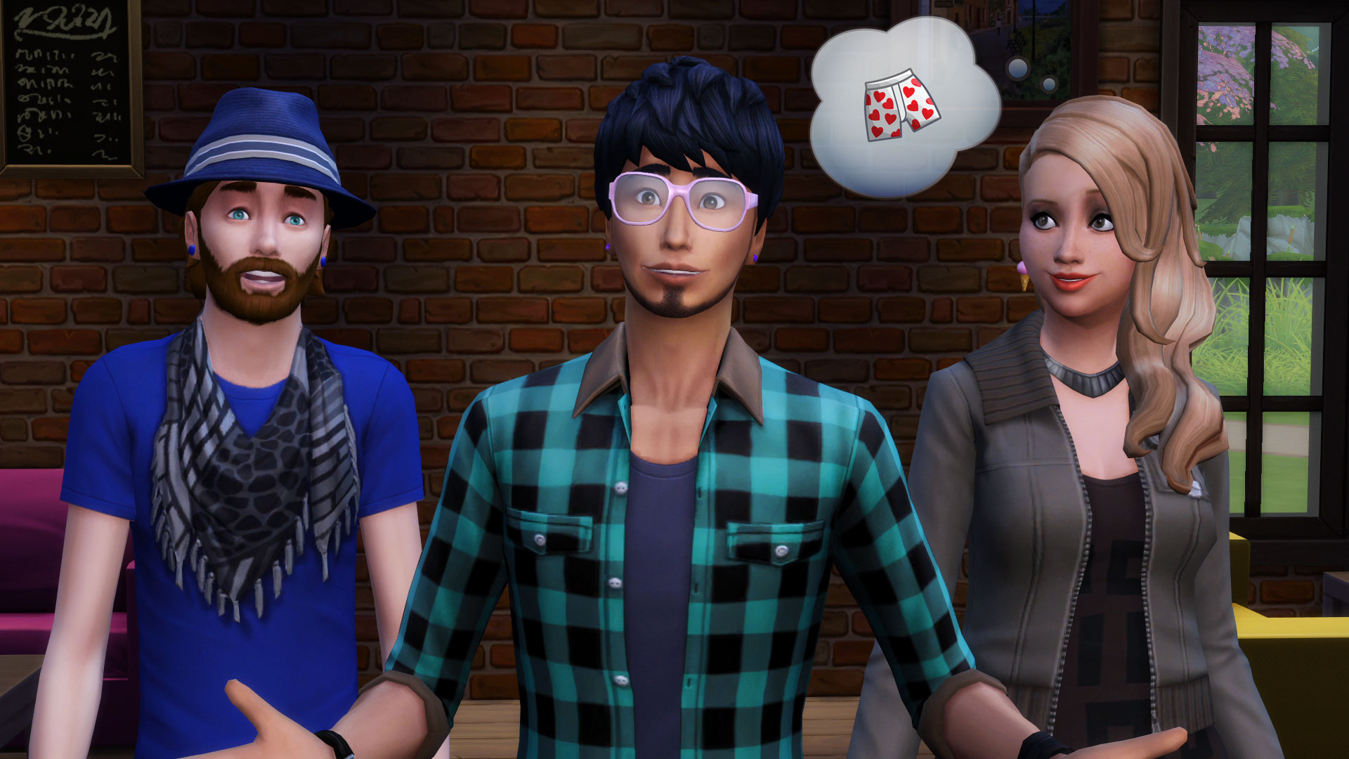 Get weird with The Sims 4!