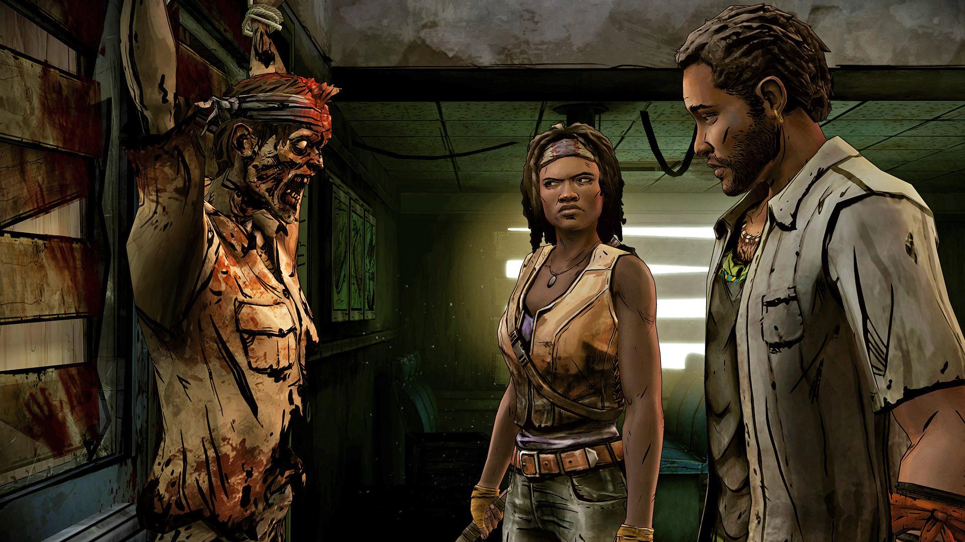 'The Walking Dead: Michonne' debuts on February 23rd