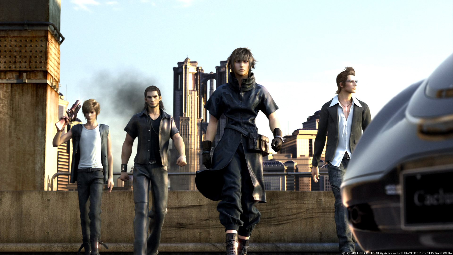 Check out the latest Final Fantasy XV trailer