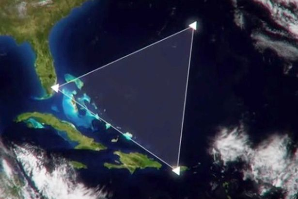 an analysis of the legendary bermuda triangle in the atlantic ocean The bermuda triangle the bermuda triangle is a triangular area in the atlantic ocean bounded by miami, bermuda, and puerto rico many people believed that people, ships, and planes have mysteriously vanished in this area.