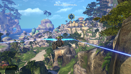 Red 5's Firefall