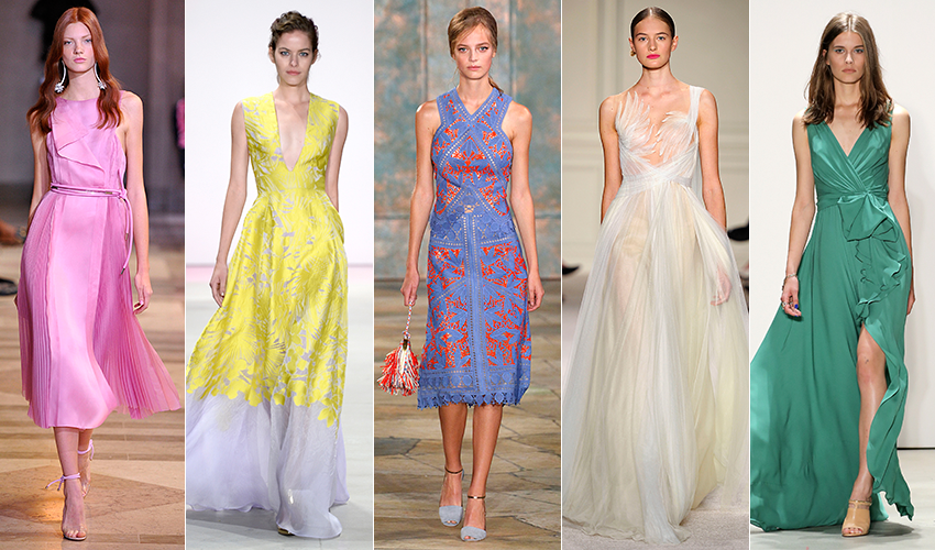 Spring 2016 prettiest dresses