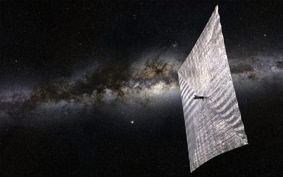 Carl Sagan's solar-powered spacecraft is getting its first test flight