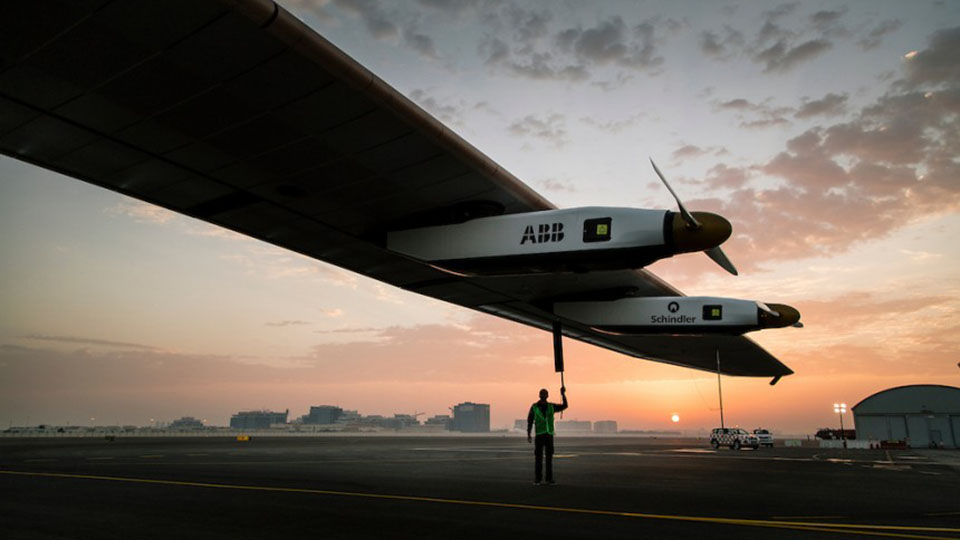 Solar Impulse 2 starts historic round-the-world flight in March