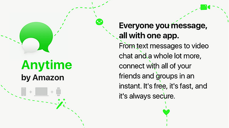 Arbeitet Amazon an einer eigenen Chat-App?