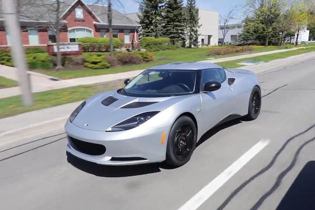 【ビデオ】ロータス「エヴォーラ」にテスラ製パワーユニットを搭載し、450馬力の電気自動車に改造!