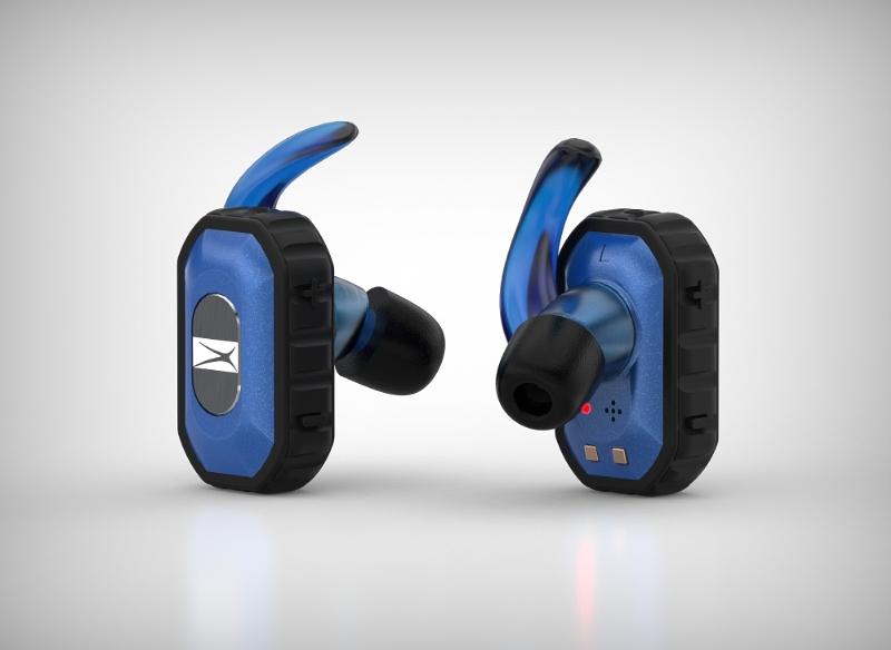 Altec Lansing's True Wireless Earphones (PRNewsFoto/Altec Lansing)
