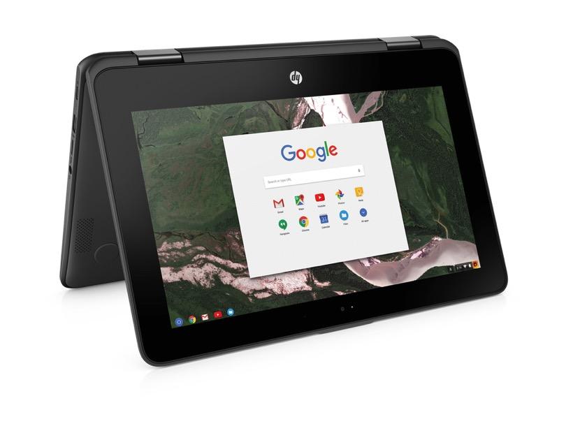 HP hat ein neues Chromebook im Anschlag