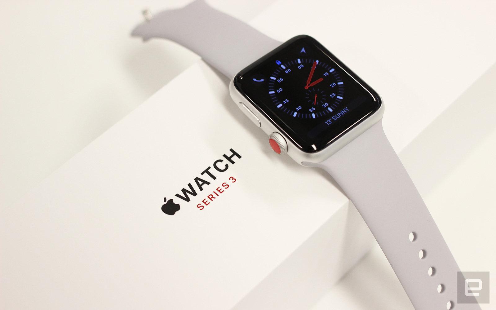 Apple Watch: Kommen die Zifferblätter von Drittanbietern?
