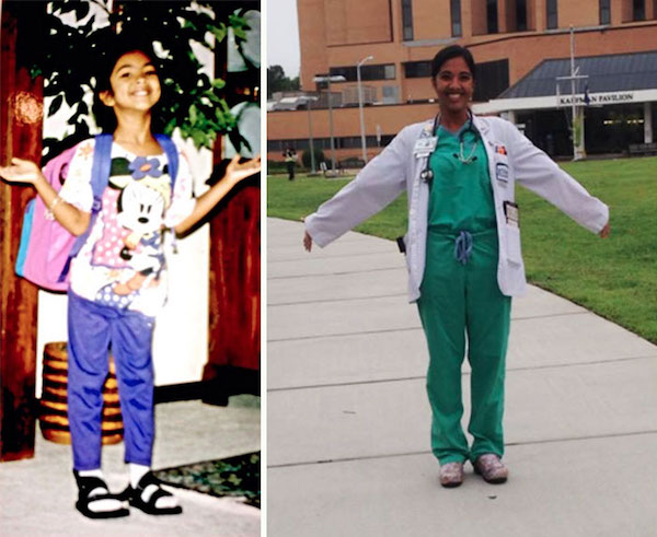 These First Day Of Kindergarten VS. Last Day Og High School Will Remind You Time Flies