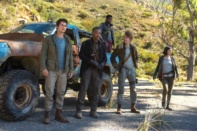 Maze Runner: The Death Cure CR: Joe Alblas/Fox