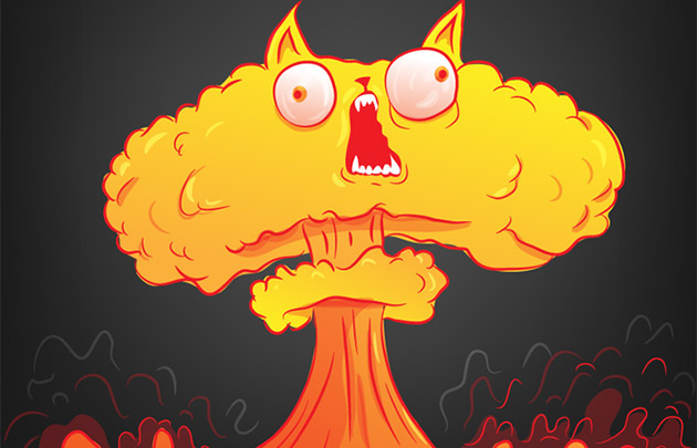 Card game about exploding kittens overtakes Ouya's Kickstarter record