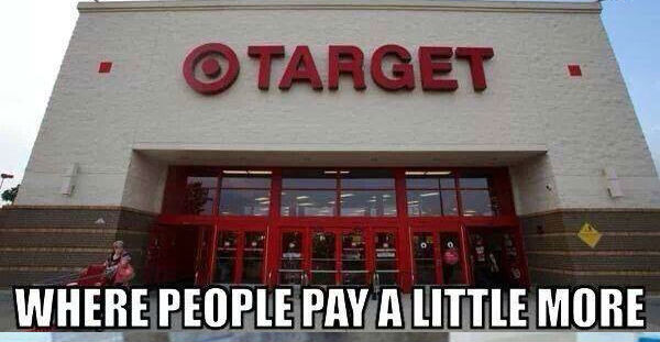 Every Trip To Target Pretty Much Goes Like This
