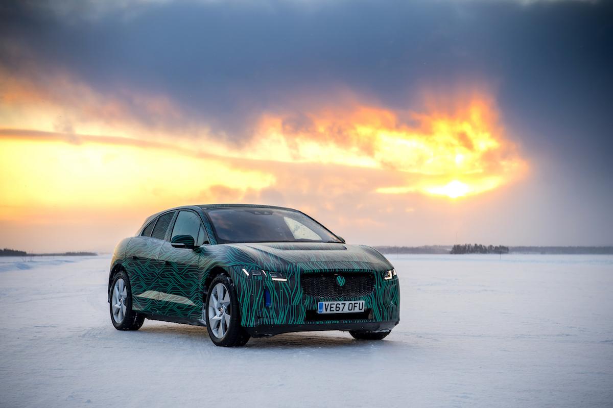 I-Pace, la respuesta de Jaguar a Tesla, ya tiene fecha de reserva