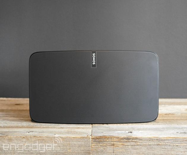Ears-On: Das ist der neue PLAY:5 von Sonos