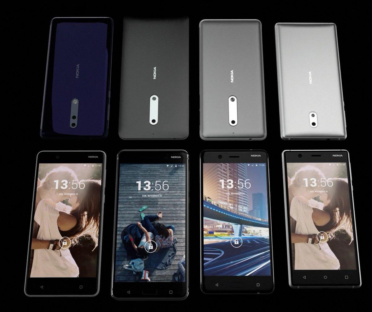 Un vídeo ahora eliminado de Nokia muestra un teléfono con doble cámara