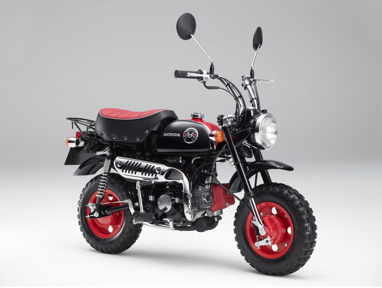 Honda MONKEY 50th Anniversary