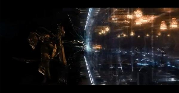 『マトリックス』監督による宇宙戦艦!SFファン必見のコンセプトアートが凄すぎる【動画】