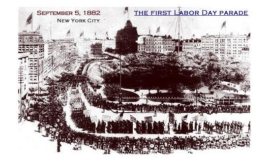 Union Square Labor Day