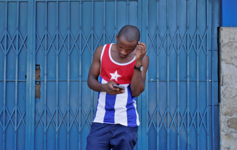 Cuba is rolling out mobile internet nationwide