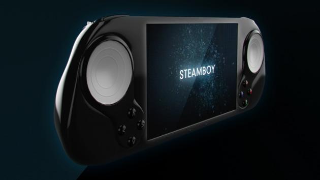 steam machine gaming system