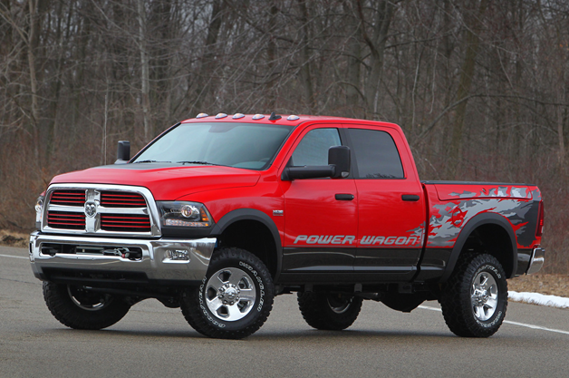 "2014 Dodge Power Wagon White ""the 2014 ram power wagon"