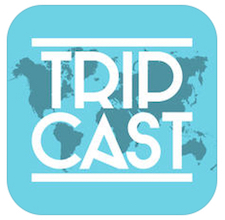 TripCast travel journal