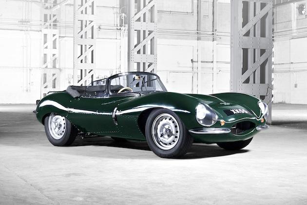 ジャガー、再生産する「XKSS」を11月のLAオートショーで公開すると発表