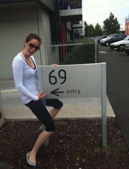 hot girls with a sense of humor, funny girls, hot girls, 69 entry girl