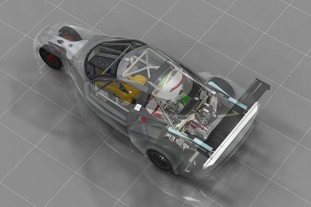 デルタウイング、開発中のGTカーとセダンの詳細を発表!
