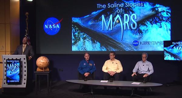 NASAが火星について重大発表!→「火星には水や塩水があります」にネット上がお通夜状態