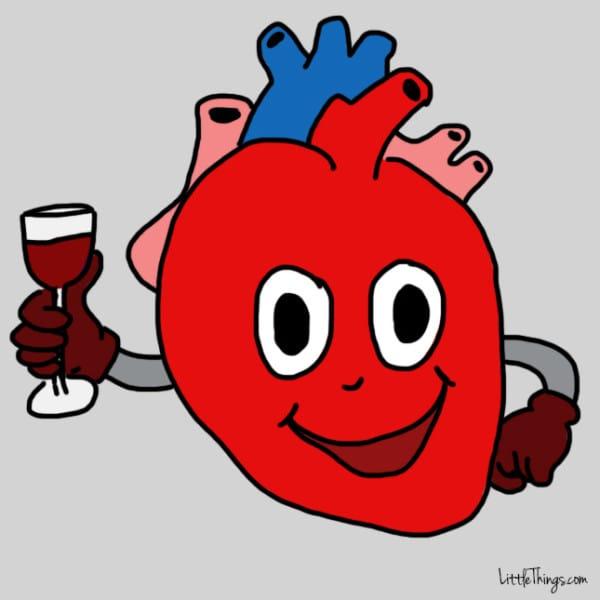 benefits of drinking wine