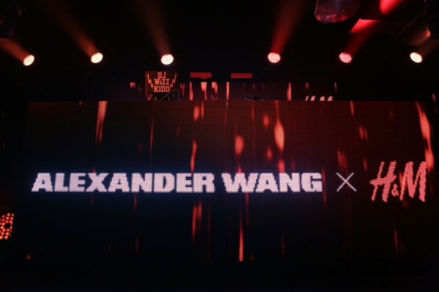 INDIO, CA - APRIL 12:  General view of the atmosphere of the Alexander Wang X H&M Coachella Party held at the Indio Performing Arts Center on April 12, 2014 in Indio, California.  (Photo by Mike Windle/Getty Images for H&M)