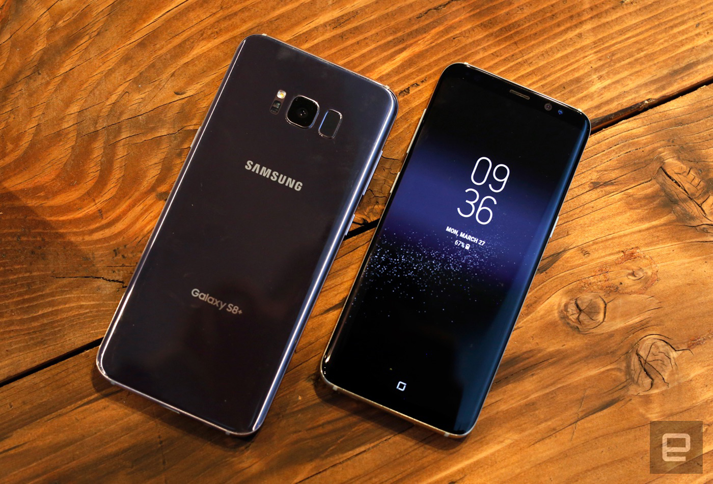 Samsung's Galaxy S8 is the