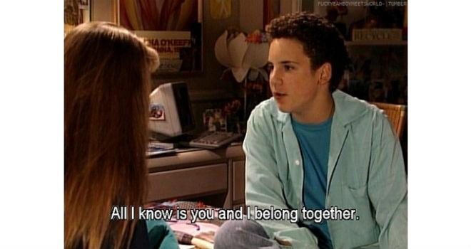 Boy Meets World (TV Series 1993–2000) - Quotes - IMDb