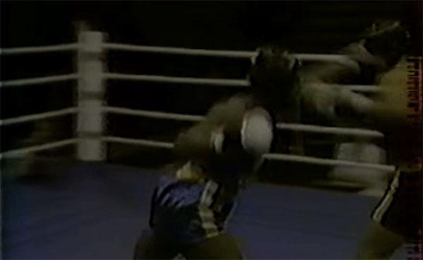 マイク・タイソン、15歳の時から超凶暴だった!9秒でノックアウト 34年前の試合映像が発掘される