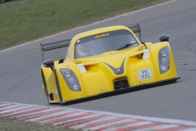 ラディカル「RXCターボ500」がニュルブルクリンク最速記録を目指す