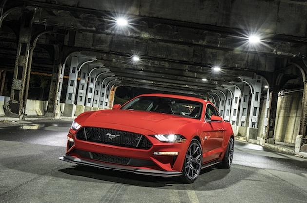 フォード「マスタングGT」のパフォーマンス・パックに「レベル2」が登場! エンジニアが就業時間外に開発