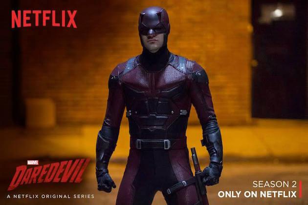 Daredevil: Zwei Trailer zur zweiten Staffel der Netflix-Serie