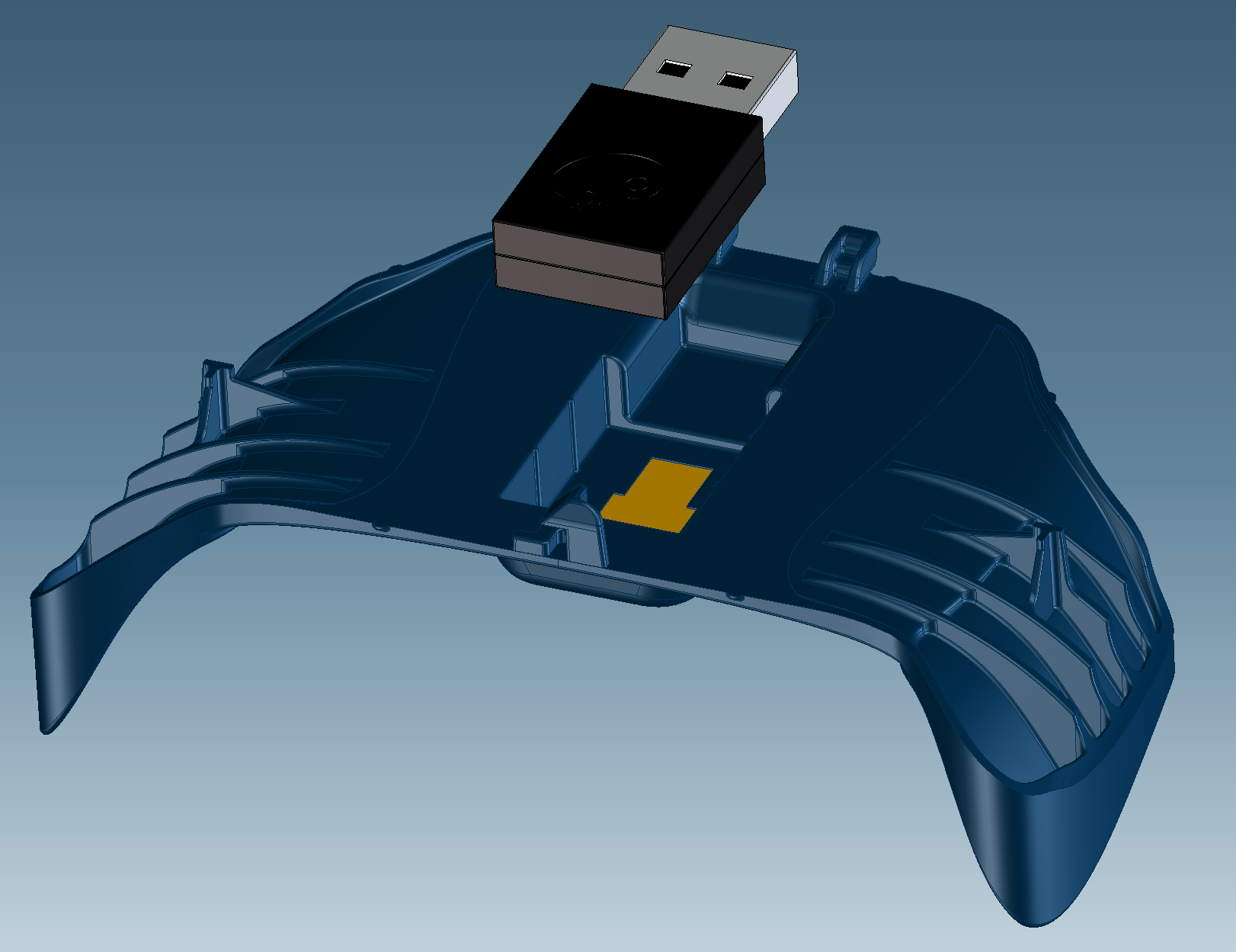 Make your own accessories for the Steam controller