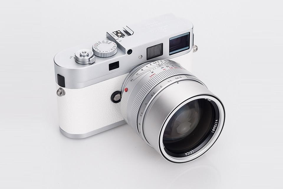 Happig: Leica M9-P Limited Edition in Weiß für 45.800 Euro